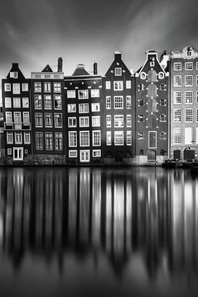 Holland Photograph - Amsterdam, Damrak II by Ivo Kerssemakers