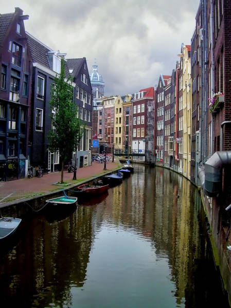 Photograph - Amsterdam by Heather Applegate