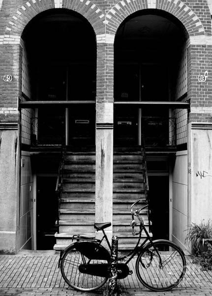 Conan Photograph - Amsterdam by Mika Conan