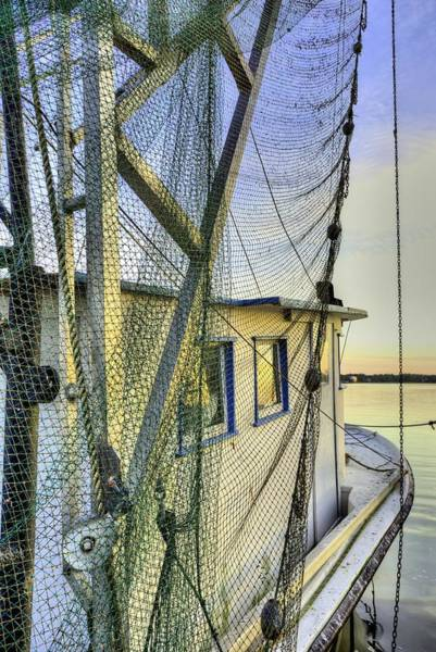 Photograph - An Alabama Shrimper by JC Findley