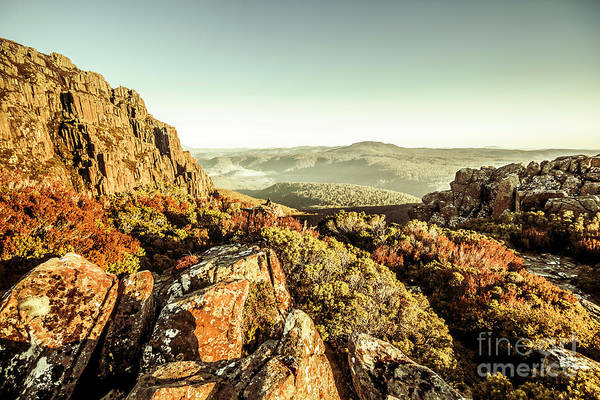 Alpine Photograph - An Alpine Morning by Jorgo Photography - Wall Art Gallery