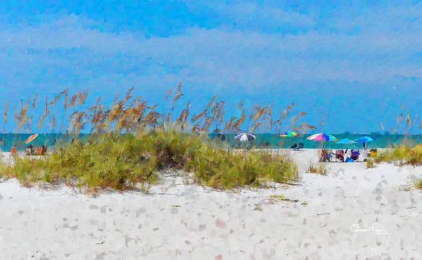 Photograph - An Anna Maria Kind Of Afternoon by Susan Molnar
