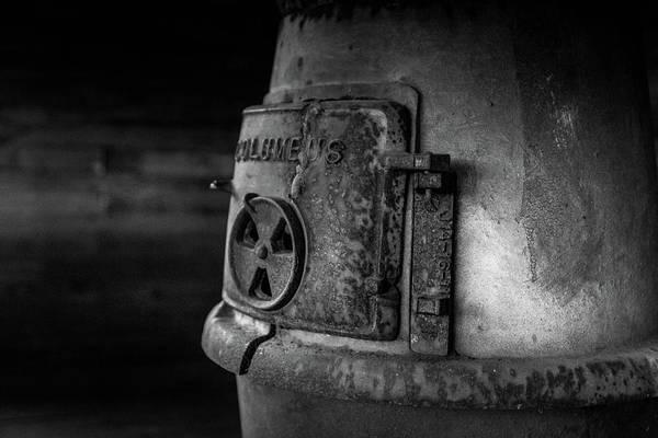 Photograph - An Antique Stove by Doug Camara