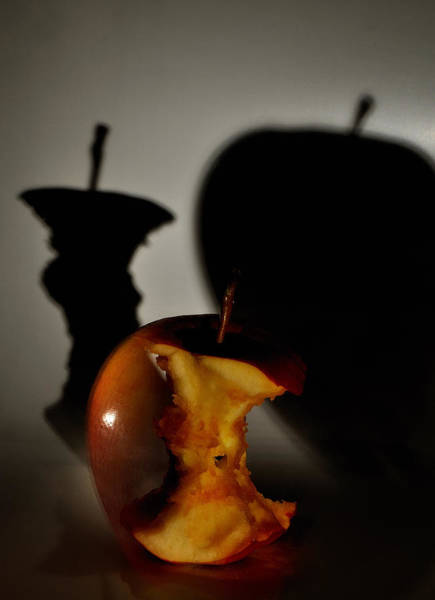Photograph - An Apple A Day by Mark Fuller