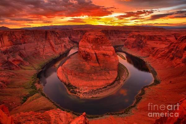 Photograph - An Arizona Materpiece by Adam Jewell