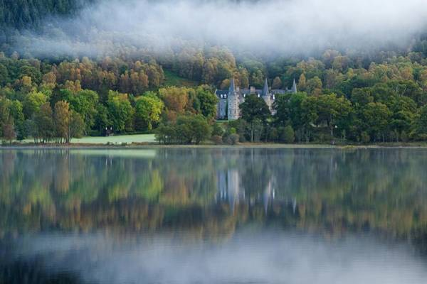 Photograph - An Autumns Morning by Stephen Taylor