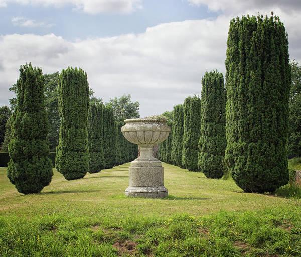 Wall Art - Photograph - An English Country Garden by Martin Newman