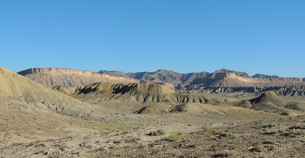 Photograph - An Impression Of The Utah Desert In July by Andrew Chambers