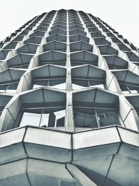 Wall Art - Photograph - An Office Building by Tom Gowanlock