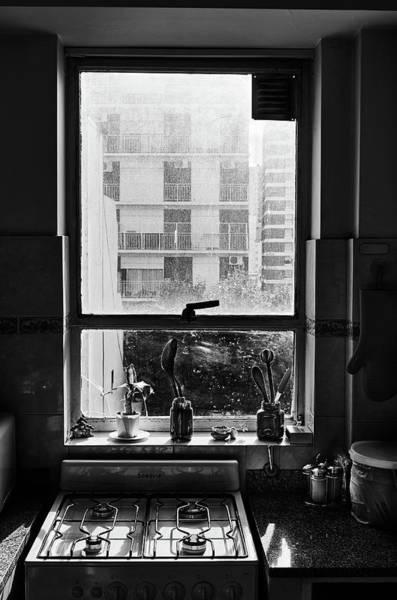 Photograph - An Ordinary Kitchen by Fine Art Photography Prints By Eduardo Accorinti