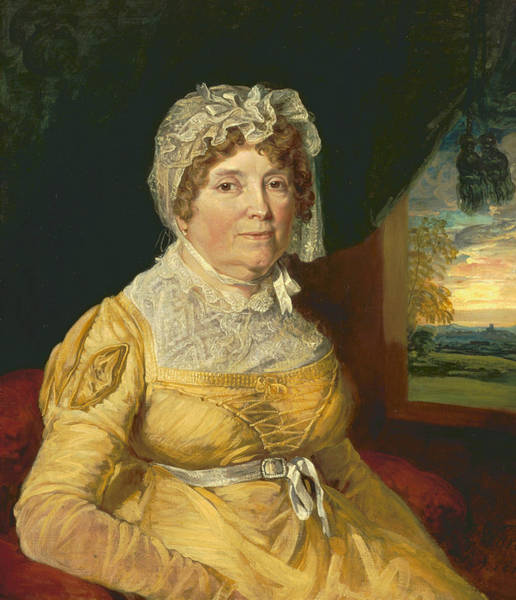 Ward Painting - An Unknown Woman by James Ward