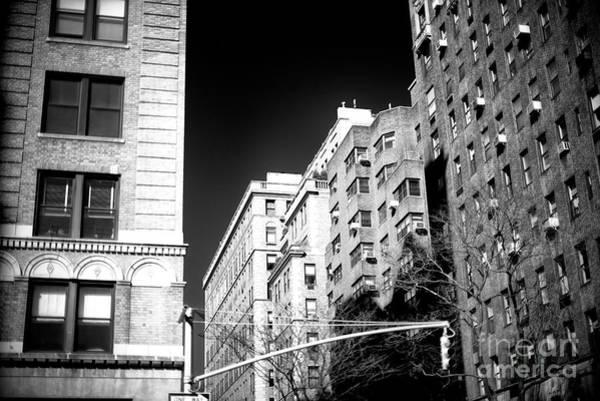 Photograph - An Uptown View by John Rizzuto