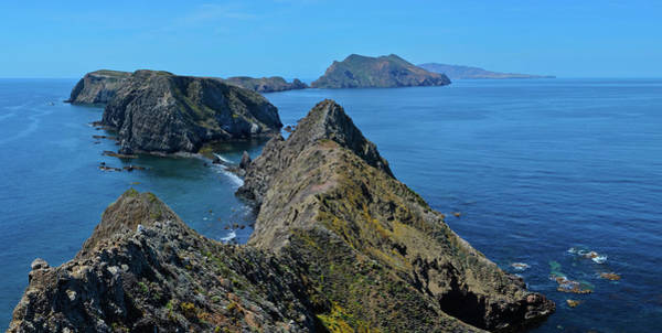 Photograph - Anacapa Island Inspiration Point Panorama by Kyle Hanson