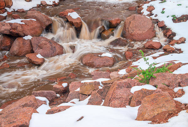 El Paso County Photograph - Anahita, The Persian Water Goddess by Bijan Pirnia
