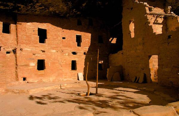 Anasazi Painting - Anasazi Kiva by David Lee Thompson