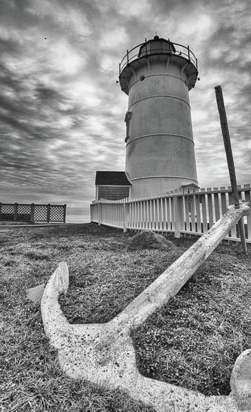 Photograph - Anchor Lighthouse by Dillon Kalkhurst