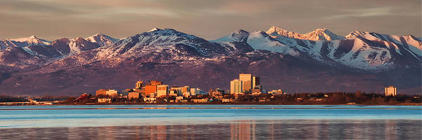 Photograph - Anchorage by Ed Boudreau