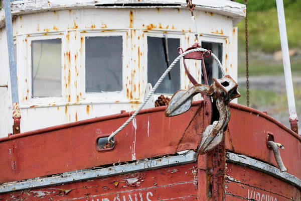 Photograph - Anchors Away by Gloria Anderson