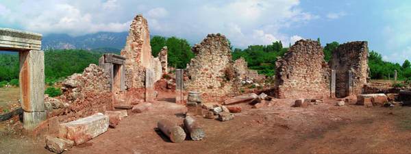 Photograph - Ancient City Of Tlos by Sun Travels