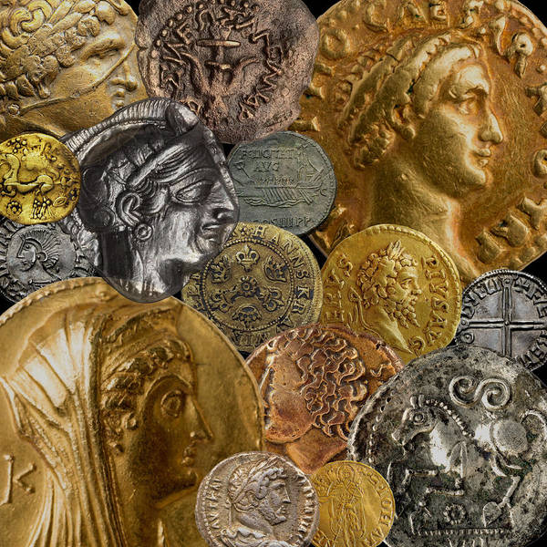 Photograph - Ancient Coins 2 by Andrew Fare