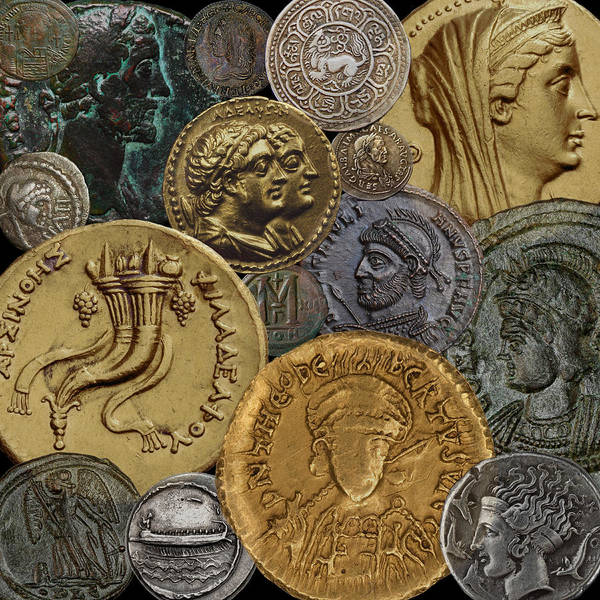 Photograph - Ancient Coins 5 by Andrew Fare