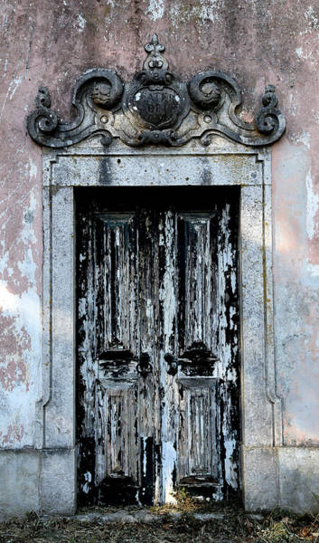 Photograph - Ancient Door 3 by Andrew Fare