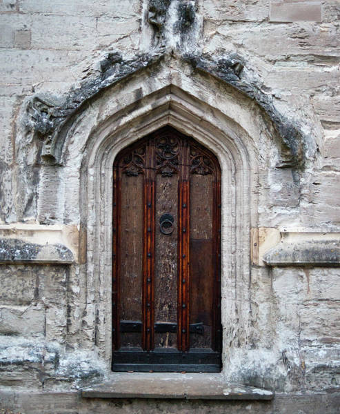 Wall Art - Photograph - Ancient Door by Douglas Barnett