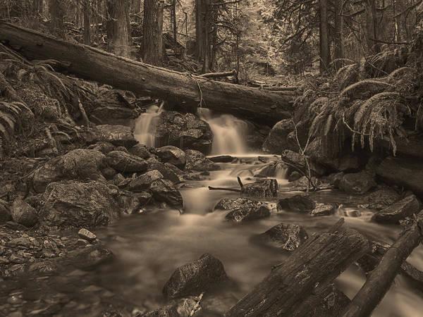 Ivanhoe Photograph - Ancient Flow by Todd Sarah Ivanhoe