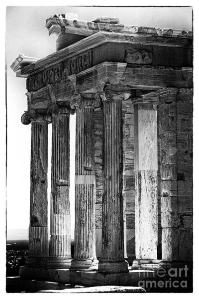 Photograph - Ancient Greece by John Rizzuto