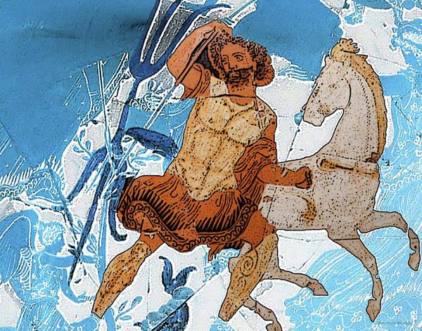 Photograph - Ancient Greek Art by Coleman Mattingly