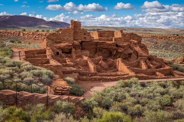 Hogan Photograph - Ancient Indian Riuns #1 by Jon Manjeot