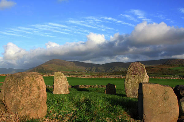 Photograph - Ancient Ireland by Aidan Moran