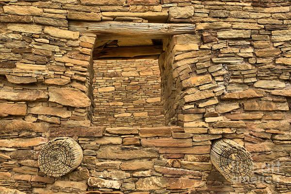 Photograph - Ancient Masonry by Adam Jewell