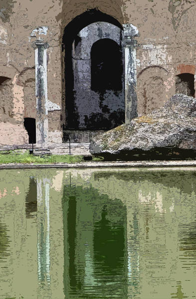 Wall Art - Photograph - Ancient Mirror by Mindy Newman