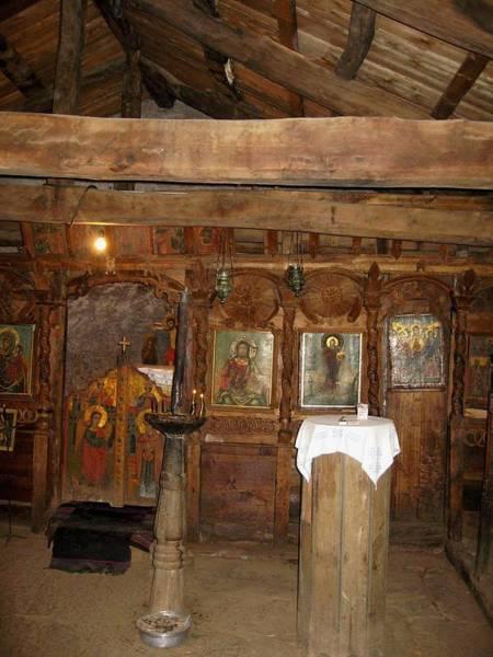 Ortodox Wall Art - Photograph - Ancient Ortodox Church In Bulgaria by Valia Bradshaw