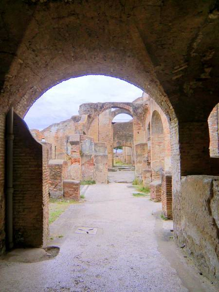 Wall Art - Photograph - Ancient Rome by Mindy Newman
