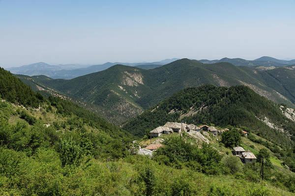 Photograph - Ancient Stone Village In The Mountains by Georgia Mizuleva