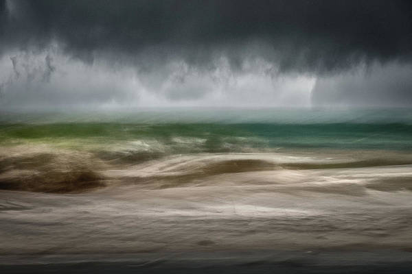 Photograph - And The Rains Came Down by John Whitmarsh