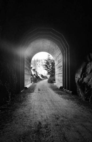 Kelowna Wall Art - Photograph - And There Is Light by Tara Turner
