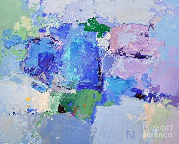 Wall Art - Painting - Abstract Reasoning by Philip Jones