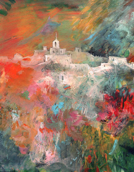 Painting - Andalucia Mi Amor by Miki De Goodaboom