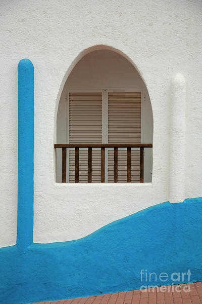 Photograph - Andalusian Style Detail by Heiko Koehrer-Wagner