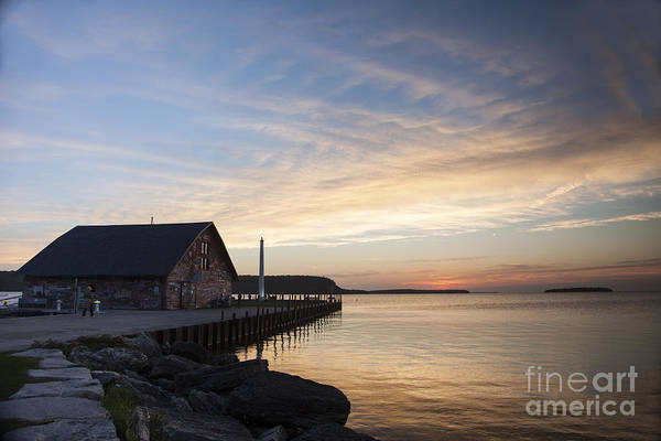 Wall Art - Photograph - Anderson Dock by Timothy Johnson