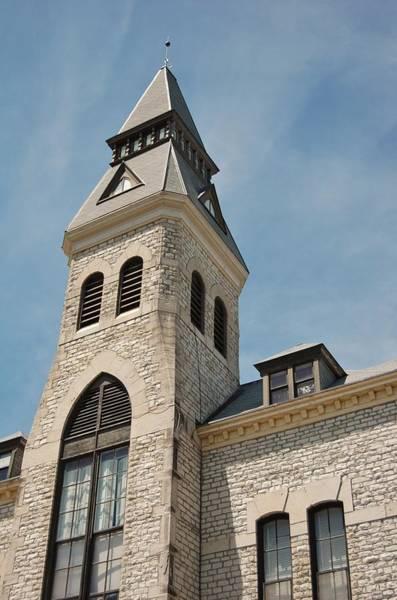 Kansas State University Photograph - Anderson Hall by Linda Benoit