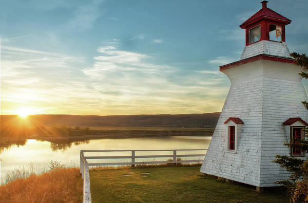 Photograph - Anderson Hollow Lighthouse by Tracy Munson