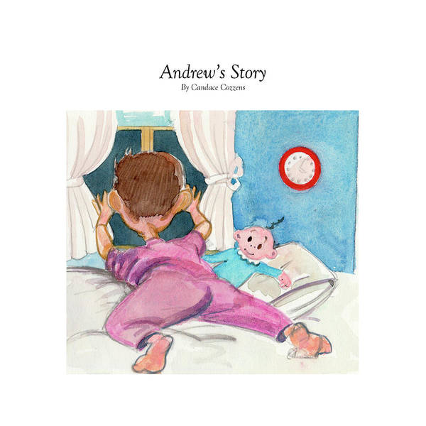 Painting - Andrew's Story by P Anthony Visco