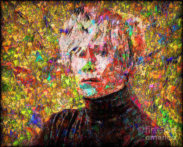 Photograph - Andy Warhol 20170402 by Wingsdomain Art and Photography
