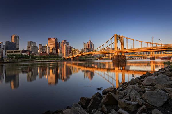 Photograph - Andy Warhol Bridge by Rick Berk