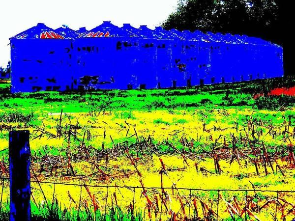 Andys Farm Art Print