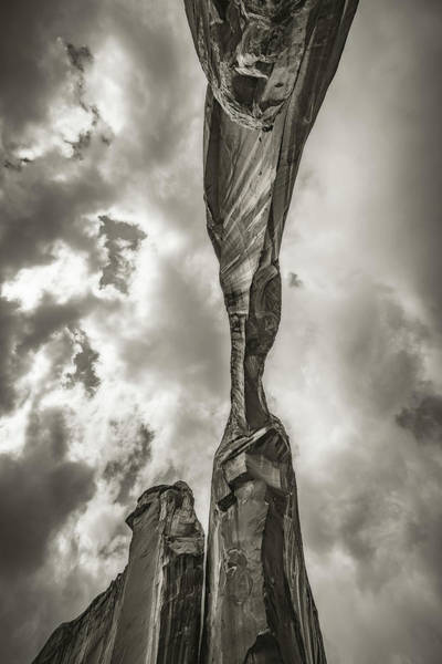 Photograph - Angel Arch by Whit Richardson